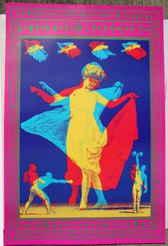 Fillmore Era RARE Victor Moscoso Original Psychedelic Art Show Poster Head Shop Rock Posters, Concert Posters, Graphic Design Typography, Graphic Design Art, Victor Moscoso, Futuristic Art, A Level Art, Psychedelic Art, Portraits
