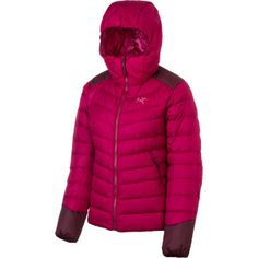 4a56184dafa Arc'teryx Thorium AR Hooded Down Jacket - Women's Cost Stay Warm, Cold  Weather