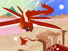 紅竜  #JourneyPS3