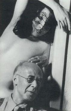 Anaïs Nin and Henry Miller