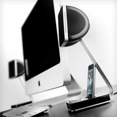 XS Satellite Speakers with Dock for iPod and MP3 Players by Focal