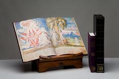 De Aetatibus Mundi Imagines, facsimile edition with study book.