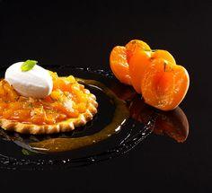Recette de la semaine : pizzetta d'abricot au basilic Chefs Pourcel Blog