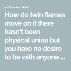 Why do Twin Flames suffer a lot of pain before Union? – My
