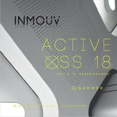 Inmouv - Active Sport Fashion S/S 2018, Trend Forecast for Activewear