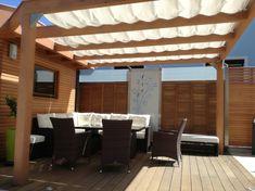 Garden Inspiration, Outdoor Structures, Building, Outdoor Decor, Home Decor, Store, Gardens, Puertas, Fence Garden