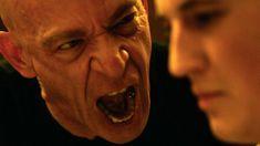 """J.K. Simmons y Miles Teller en """"Whiplash"""" de Damien Chazelle (2014)"""