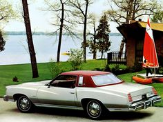 1975 Chevrolet Monte Carlo Chevrolet Monte Carlo, Chevy Muscle Cars, Station Wagon, Back In The Day, Luxury Cars, Vintage Cars, Convertible, Classic Cars, 1970s