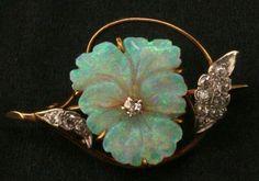 Réne Lalique   brooch