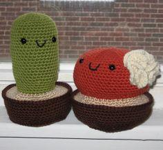 Amigurumi World Seriously Cute Crochet : Sweet, Free crochet and Stitches on Pinterest