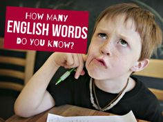 How Many English Words Do You Actually Know?