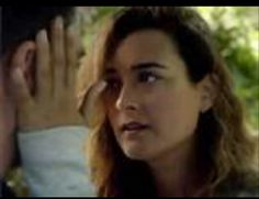 "tony- ""I'm fighting for you ziva"" ziva- ""I know"""