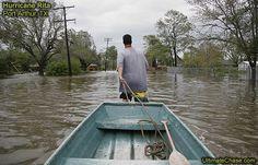 Hurricane Rita  -  The Florida Keys - Port Arthur, TX - Lake Charles, LA  This was a scary moment for everyone.