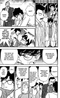 Read Detective Conan Chapter 121 online for free at MangaPanda. Real English version with high quality. Fastest manga site, unique reading type: All pages - scroll to read all the pages Manga Detective Conan, Revelation 1, Manga Sites, Read Free Manga, English, Reading, Fictional Characters, Word Reading, English Language