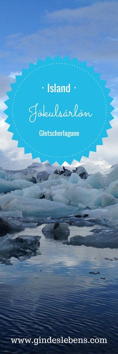 Die Jökulsárlón Gletscherlagune ist das Highlight an Islands Südküste.