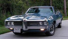 '69 Pontiac Lemans I had a 68 Le Mans same color,sweet ride...