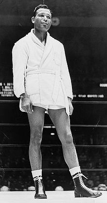 """Sugar Ray Robinson (born Walker Smith Jr.; May 3, 1921 – April 12, 1989) was an American professional boxer. Frequently cited as the greatest boxer of all time, Robinson's performances in the welterweight and middleweight divisions prompted sportswriters to create """"pound for pound"""" rankings, where they compared fighters regardless of weight. He was inducted into the International Boxing Hall of Fame in 1990."""