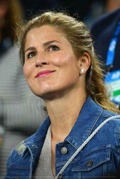 Queen Mirka Federer Roger Federer Family, Mirka Federer, Tennis Legends, Mr Perfect, Myla, Sports Figures, Best Player, Tennis Players, Poetry