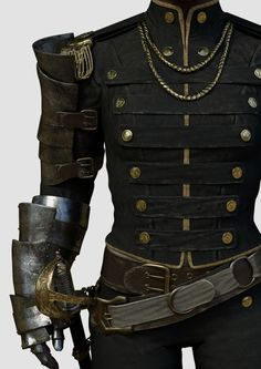 ariet selemani I chose this costume so it can give us an idea for the soldiers
