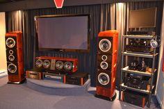 Fotos de sistemas de audio de todo tipo / Pictures of Audio Settings / Аудио-системы в фотографиях - Página 17