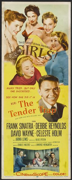 1955 The tender trap
