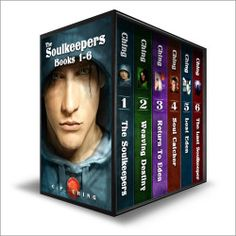 http://bookbarbarian.com/the-soulkeepers-series-box-set-books-1-6-by-g-p-ching/ - All six of the bestselling Soulkeepers novels in one place! In this popular young adult fantasy series, a group of diverse teens discover they are gifted warriors charged with protecting human souls.