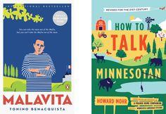 Ben Wiseman - Book Covers