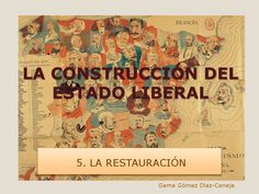 I'm reading LA RESTAURACIÓN.pptx on Scribd