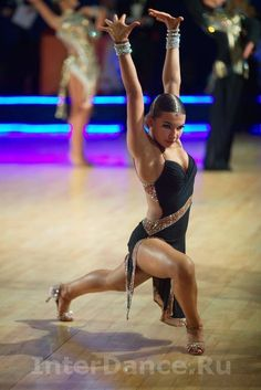 Fierce pose!  #latin #dancesport #latindance