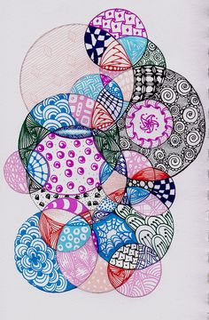 playing with colors and circles | Flickr - Photo Sharing!