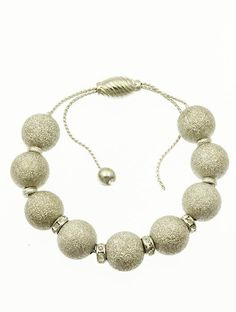 Cunky Bead Bracelet