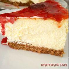 şık sunumlarıyla resimlerle anlatılmış tarifler Cake Recipes, Dessert Recipes, Desserts, Cheesecake Bites, Turkish Recipes, Cheesecakes, Vanilla Cake, Food And Drink, Baking