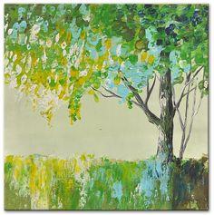Schilderijen van bloemen en planten � Schilderij A tree of hope