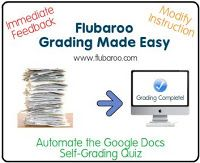 Cool Tools for 21st Century Learners: Flubaroo: Automated Google Docs Self-Grading Quizzes