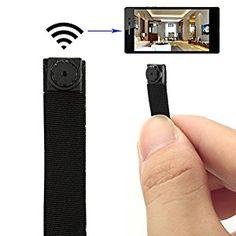 Amazon.com : Spy Camera, Totoao HD Mini Portable Hidden Camera P2P Wireless Wifi Digital Video Recorder for IOS Android Phone APP Motion Detecting : Camera & Photo