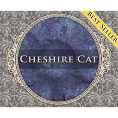 CHESHIRE CAT Shimmer Eyeshadow Samples or Jars, Violet Blue w/Purple... ($1.35) ❤ liked on Polyvore featuring beauty products, makeup, eye makeup, eyeshadow, duochrome eyeshadow, duochrome purple eyeshadow, duochrome violet eyeshadow, jewel-toned eyeshadow, purple eyeshadow and loose powder eyeshadow