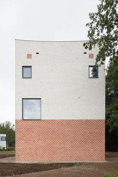 Monadnock Atlas House Facade east - Stijn Bollaert 0011s