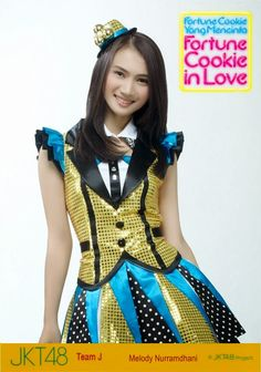 Photo Pack JKT48 (Melody) seifuku Fortune Cookie