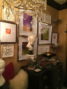 April 2015, playing with new arrivals from Market....sooo fun! Check us out at www.robynstorydesigns.com Gallery Wall, Boutique, Frame, Check, Fun, Home Decor, Picture Frame, Decoration Home, Room Decor