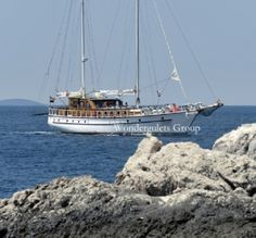Superior wg cv 003 gulet charter Croatia and Montenegro 30 meters