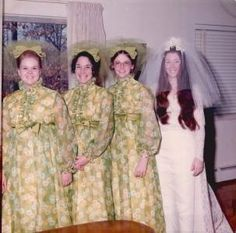 1000 images about gaudy wedding on pinterest search for Ugly wedding dresses for sale