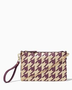 Houndstooth Switch-it-Out Pouch | UPC: 400000002965