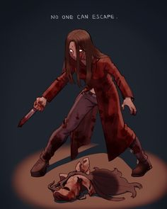 Dead by Daylight_ Amanda Horror Icons, Horror Art, Scary Movies, Horror Movies, Cartoon Network, Chucky Horror Movie, Amanda Young, Character Art, Character Design