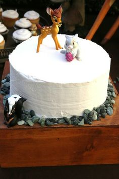Cake from a Bambi Baby Shower! Oh man! We all know how bad I wanted a Bambi theme too! Shower Party, Baby Shower Parties, Baby Shower Themes, Shower Ideas, Costco Cake, Bambi Baby, Free Baby Shower Games, Cupcake Cakes, Cupcakes