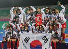 [Especial Olimpíadas] Seleção feminina coreana no Hóquei sobre grama