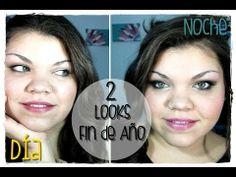 2 Looks FIN DE AÑO // Día y Noche