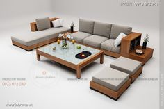 37 Ideas Furniture Sofa Set Small Spaces For 2019 Furniture Sofa Set, Modular Furniture, Home Decor Furniture, Modern Furniture Design, Wooden Living Room Furniture, Outdoor Furniture, Furniture Online, Outdoor Decor, Wooden Sofa Set Designs