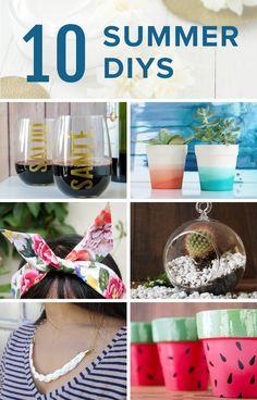 Get crafty with #darbysmart this summer. It's  DIY fun!!!