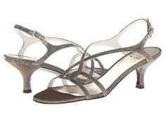 Or if the Maids prefer a sandal...other colors too Stuart Weitzman Bridal & Evening Collection Reversal