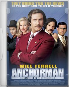 Anchorman Legend of Ron Burgundy